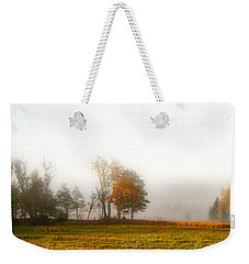 Field Of The Morn Weekender Tote Bag