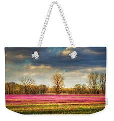 Fields Of Clover Weekender Tote Bag