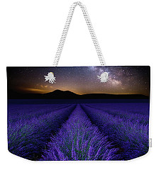 Fields Of Eden Weekender Tote Bag