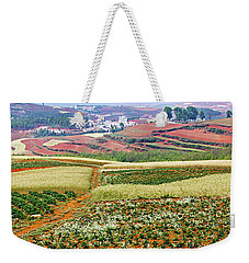 Fields Of The Redlands-1 Weekender Tote Bag