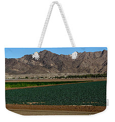 Fields Of Yuma Weekender Tote Bag