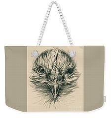 Fierce Hen Weekender Tote Bag