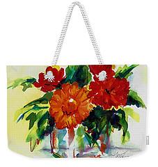 Fiesta Weekender Tote Bag