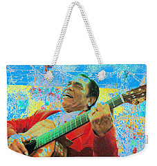 Fiesta Weekender Tote Bag by Joe Jake Pratt