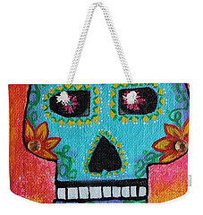 Fiesta Of Colors Weekender Tote Bag