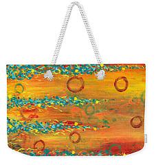 Fiesta Painting Weekender Tote Bag