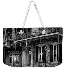 Fifi Mahony's In Black And White Weekender Tote Bag
