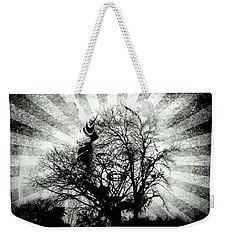 Fifty Cents For Your Soul Weekender Tote Bag by Paulo Zerbato