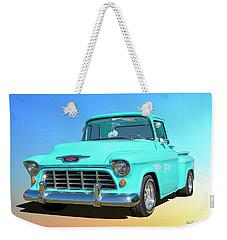 Fifty5 Stepside Pickup Weekender Tote Bag