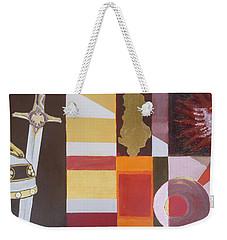 Figurativ Albanian Simbols Weekender Tote Bag