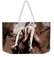 Figurative Art 007b Weekender Tote Bag