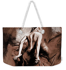 Figurative Art 007b Weekender Tote Bag