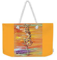 Jazz It Up Weekender Tote Bag