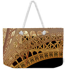 Filigree Weekender Tote Bag by Ann Johndro-Collins