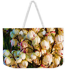 Filled With Joy Floral Bunch Weekender Tote Bag