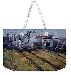 Fill'er Up Weekender Tote Bag