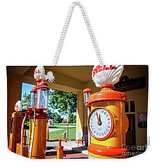 Fillin' Station Weekender Tote Bag