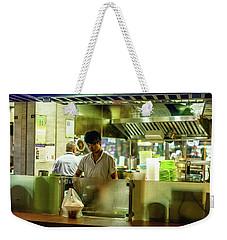 Filling Orders Weekender Tote Bag