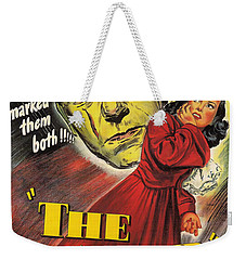 Film Noir Poster  The Scar Weekender Tote Bag