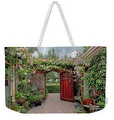 Filoli Garden Entrance Weekender Tote Bag