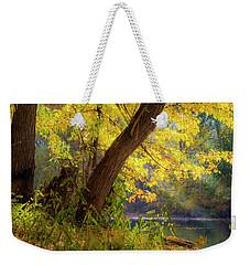 Filtered Light 2 Weekender Tote Bag