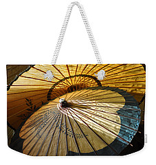Filtered Light Weekender Tote Bag