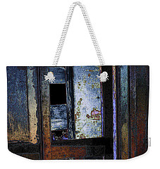 Final Days - Past Meets Present Weekender Tote Bag by Stuart Turnbull