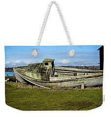 Final Port Weekender Tote Bag