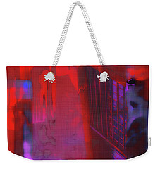 Final Scene - Before The Bell Weekender Tote Bag by Wendy J St Christopher
