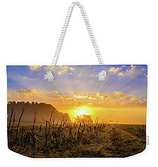 Finale  Weekender Tote Bag by John Harding