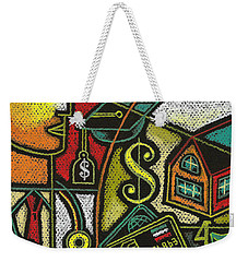 Finance And Medical Career Weekender Tote Bag