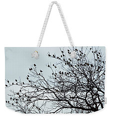Finches To The Wind Weekender Tote Bag