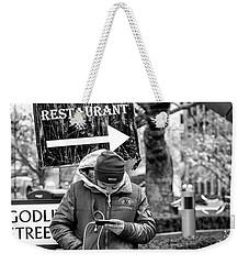 Google Weekender Tote Bag