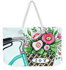 Find Your Joy Weekender Tote Bag