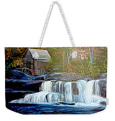 Finding The Living Waters Original Weekender Tote Bag