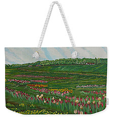Finding The Way To You - Spring In Emmental Weekender Tote Bag