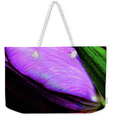 Weekender Tote Bag featuring the photograph Finding Your Soul by Jessica Manelis