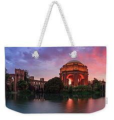 Fine Arts Weekender Tote Bag