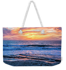 Fine End To The Day Weekender Tote Bag