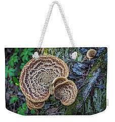 Fine Forest Dinnerware Weekender Tote Bag