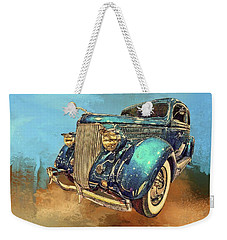 Fine Ride Weekender Tote Bag