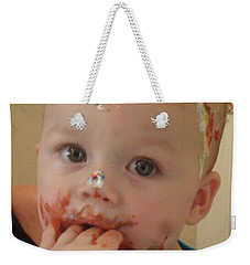 Finger Lickin Good Weekender Tote Bag
