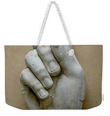 Finger -rome Weekender Tote Bag