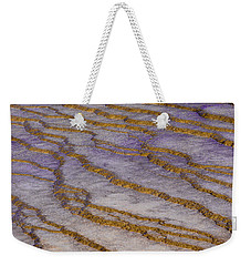 Weekender Tote Bag featuring the photograph Fingerprint Of The Earth by Jeffrey Jensen