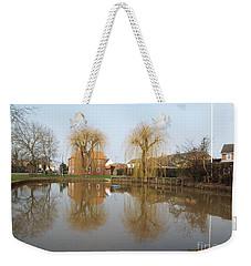 Finningley Pond Weekender Tote Bag