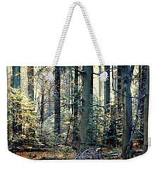 Fir Forest-2 Weekender Tote Bag by Henryk Gorecki