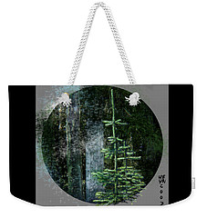 Fir Trees - 3 Ages Weekender Tote Bag