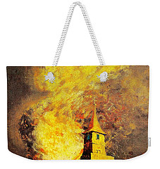 Fire Angel Weekender Tote Bag