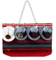 Fire Department Of The Usa Weekender Tote Bag