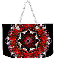 Fire Flies Weekender Tote Bag